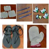 Sandal and other various gifts