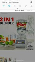 Used Brand New juicer and brander with warran in Dubai, UAE