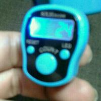 Used 1 Free For 3 Hand Tally Counter  35 Per Pc Light  For Night   In Avelibal  6 Colour  in Dubai, UAE