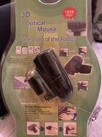 Used 3D optical mouse the lord of the rings in Dubai, UAE