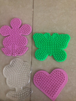 Used Hama beads and Stencil  in Dubai, UAE