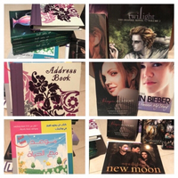 Used Bundle of books twilight.... in Dubai, UAE