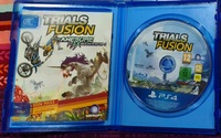 Used Trials Fusion PlayStation 4 in Dubai, UAE