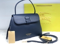 Used BURBERRY LADIES  BAG BLUE  in Dubai, UAE