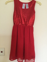 Used Guess Dress size (7/8 yo) in Dubai, UAE
