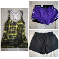 Used Nike Sports/Gym Wear, 3pcs, Size S in Dubai, UAE