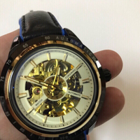 Used Forsining wristwatch ⌚️ for men in Dubai, UAE