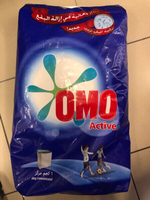 6 kg Omo Active for semi auto