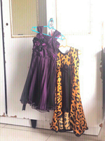 Used Buy New Purple gown& free cheetah gown💥 in Dubai, UAE