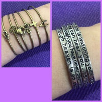 Used Stacker Bracelets/ Statement Bangles in Dubai, UAE
