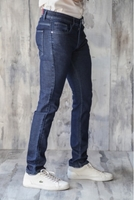 Used Deal 2 denim Jeans Just 101dhs waist 38 in Dubai, UAE