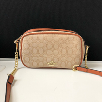 Used Coach Canvass Sling bag in Dubai, UAE
