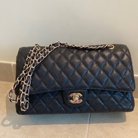 Used Chanel clap bag in Dubai, UAE