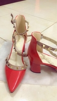 Used Red shoes new in Dubai, UAE