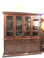 Used Luxury Pure Wood Vintage Showcase in Dubai, UAE
