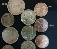 Used Old Coins Collection in Dubai, UAE