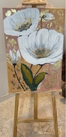Used Hand painted canvas wall art in Dubai, UAE