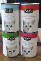 Used Kit Cat wet food for cats in Dubai, UAE