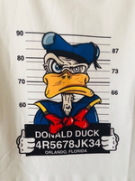Used Donald T-Shirt size 3XL in Dubai, UAE