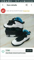 Used Original Nike Air Jordan 10 Retro in Dubai, UAE