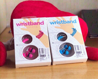 Used 2New wristband Headphones pink💕blue💙👇 in Dubai, UAE
