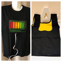 Used Sweat Shapers M + LED T-Shirt size M in Dubai, UAE