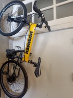 Used Hummer cycle for adults in Dubai, UAE