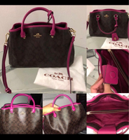 Used Coach Authentic bag in Dubai, UAE