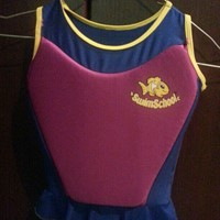 Used Floating Swim Costumes & 1 Swim Aid/jacket in Dubai, UAE