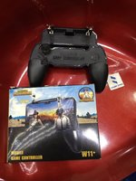 Used Pubg game controller w11 in Dubai, UAE