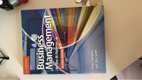 Used Business and Management textbook for IB. in Dubai, UAE