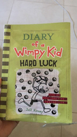 Used DIARY of a Wimpy Kid HARD LUCK in Dubai, UAE