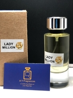 Used Lady million womens perfume 100ml  in Dubai, UAE