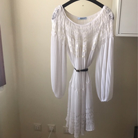 Used Blumarine dress white  in Dubai, UAE