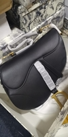 Used Black Dior Saddle Bag/ MasterCopy  in Dubai, UAE