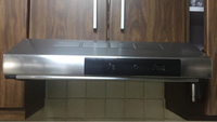 Used Faber chimney hood  in Dubai, UAE