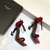 Used YSL Ankle Strap Heels in Dubai, UAE