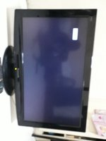 Used 32 inch Panasonic tv with remote& stand in Dubai, UAE