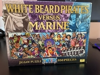 Used Original Japanese One Piece Puzzle (950) in Dubai, UAE