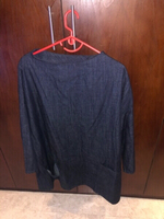 Used Top or short dress from Zara. Large. New in Dubai, UAE