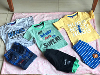 Used New 3 baby boy set from SMART BABY 👶  in Dubai, UAE