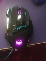 Used Zélotes gaming mouse  in Dubai, UAE