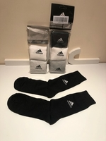Used 2 pair adidas performance socks in Dubai, UAE