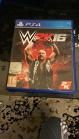 Used WWE 2k16 ps4 in Dubai, UAE