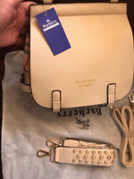Used Burberry first class copy handbag 👜  in Dubai, UAE