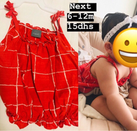 Used 6-12m baby clothes all for 80dhs!!! in Dubai, UAE