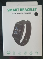 Used New smart bracelet with box not used in Dubai, UAE