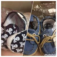 Baby Shoes 0-6 Mos. Old