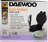 Used Daewoo roti maker DRM 2030 in Dubai, UAE