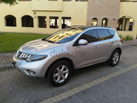 Used Nissan Murano 2009 in Dubai, UAE